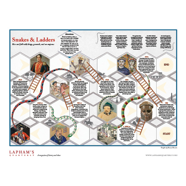 Snakes & Ladders - Poster