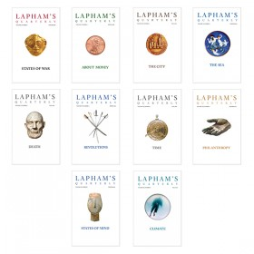 Lewis H. Lapham's Essential Issues